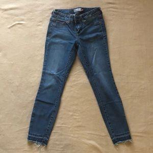 SO size 3 skinny jeans